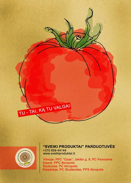 Изображение 18. Ecological shop promotion.. Изображение № 21.