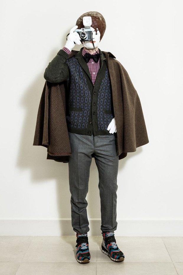Marni и Marc Jacobs выпустили новые лукбуки. Изображение № 83.