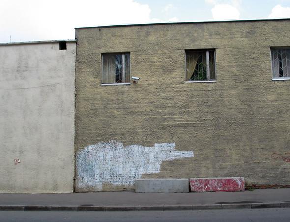Художественные методы уничтожения граффити. Изображение № 9.