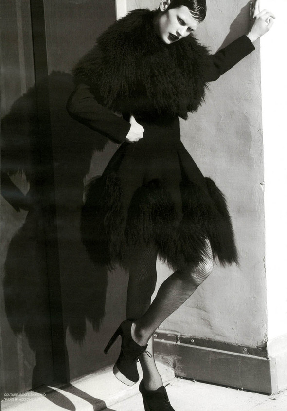 Съёмка: Саския де Брау для Style.com/Print. Изображение № 3.