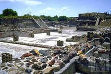 Теночтитлан - Столица империи ацтеков. Изображение № 1.