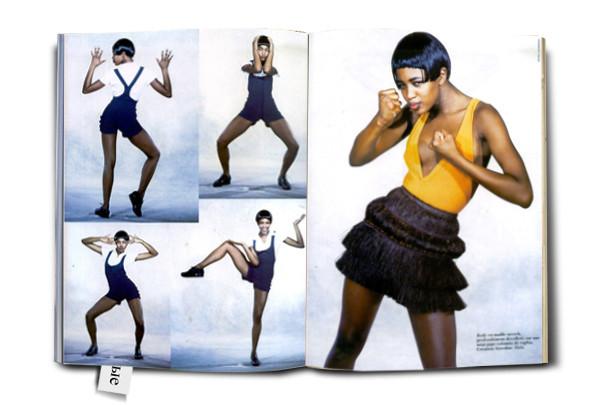 Модная фотография 80х годов. Изображение № 54.
