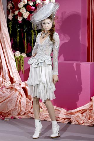 Неделя моды в Париже: Haute Couture. Изображение № 13.