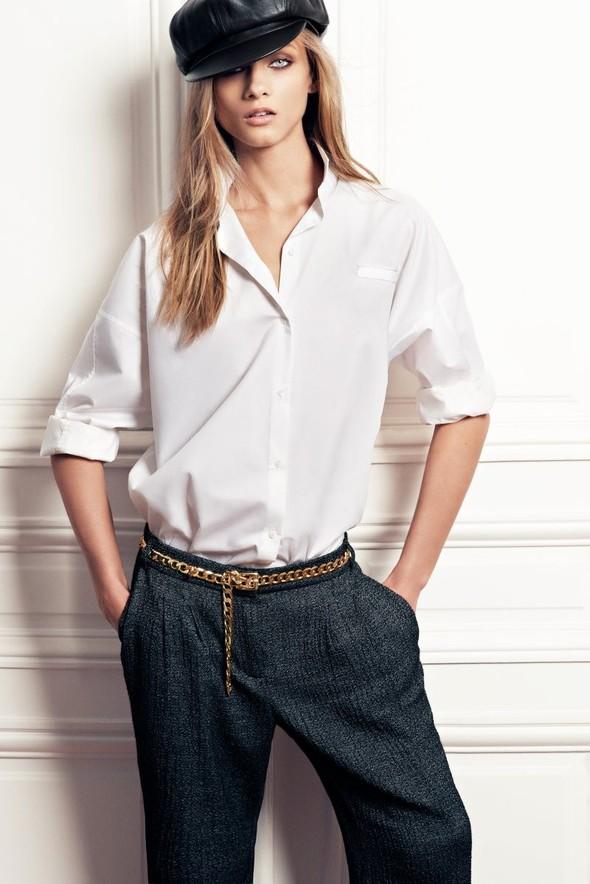 Лукбуки: H&M, Free People, Mango и Zara. Изображение № 38.