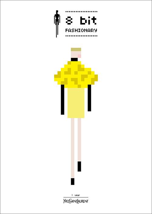 8 bit Fashionary / 8 Модных бит. Изображение № 11.