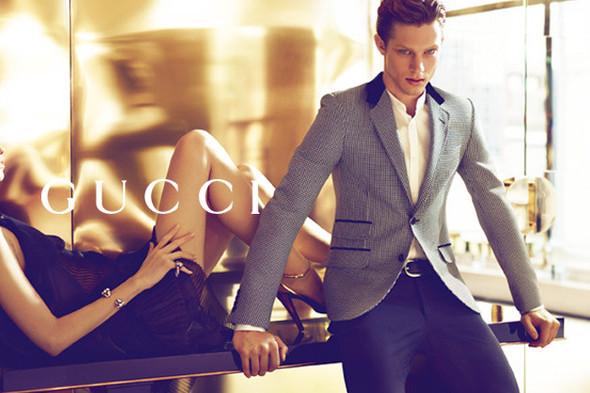 Кампания: Gucci SS 2012. Изображение № 7.
