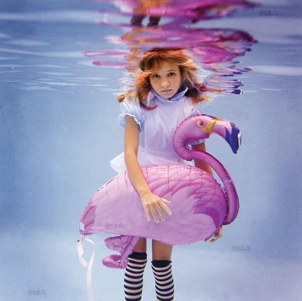 Alice in Waterland. Изображение № 10.