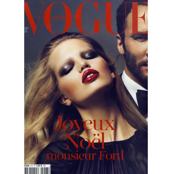 Гид по новому номеру французского Vogue под редакцией Тома Форда. Изображение № 2.