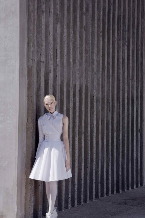 Японский минимализм в одежде – кошечки от Max Tan. Изображение № 27.