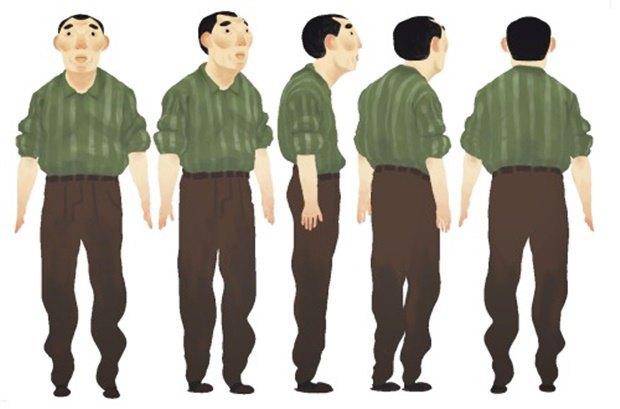 Анимация дня: японец, морской дух и груз прошлого. Изображение № 24.