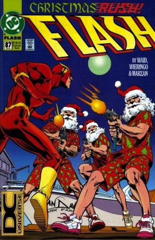 20 новогодних обложек комиксов. Изображение № 17.
