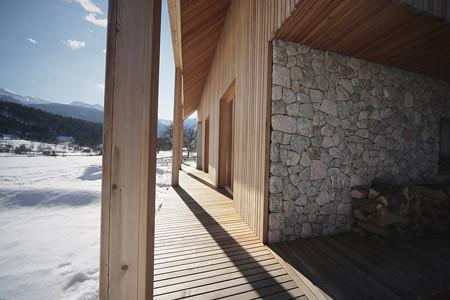 Альпийский домик. Изображение № 6.