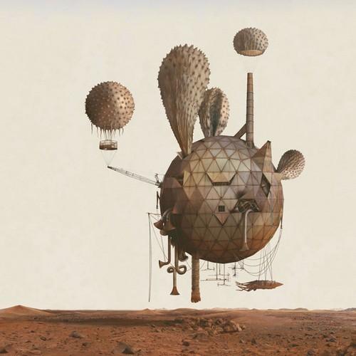 Изображение 6. Марс атакует!.. Изображение № 6.