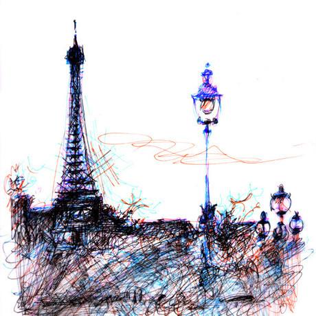 Иллюстрации Antoinette-Fleur. Изображение № 18.