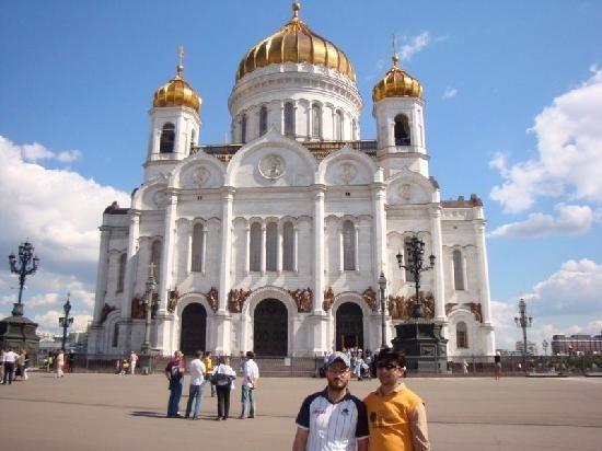 Русские каникулы: Москва нафото иностранных туристов. Изображение № 2.