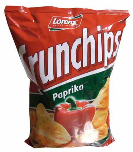 Несъедобное съедобно - какие бывают чипсы. Изображение № 74.