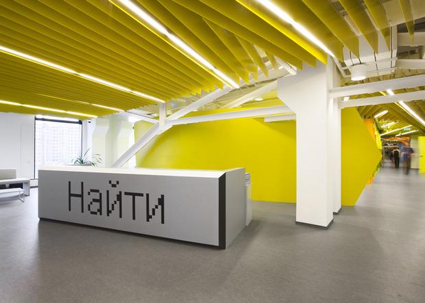 Появились фотографии нового офиса «Яндекса» в Санкт-Петербурге. Изображение № 5.