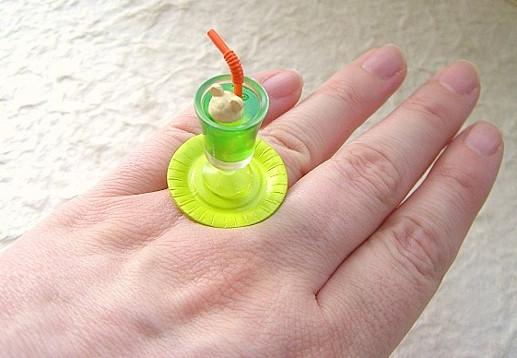 Изображение 5. Кольца из Японии.. Изображение № 5.