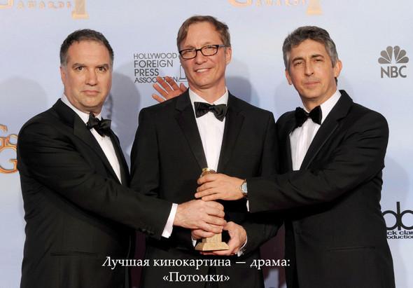 «Золотой глобус-2012»: победители. Изображение № 1.