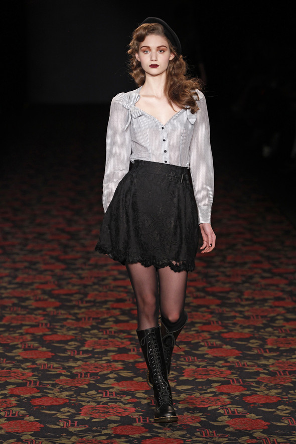 Berlin Fashion Week A/W 2012: Lena Hoschek. Изображение № 8.