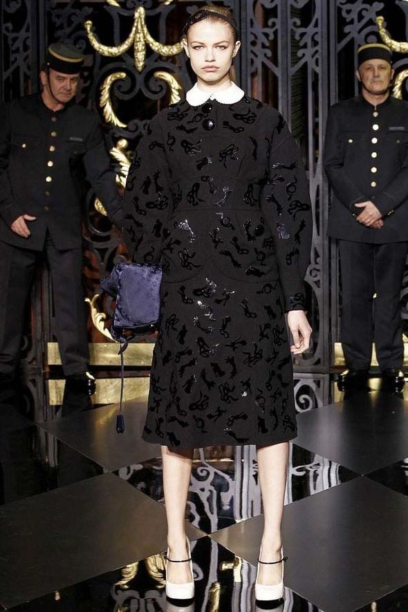 Изображение 25. Louis Vuitton Fall 2011.. Изображение № 25.