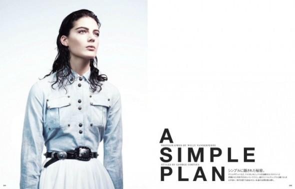 Съемки: Vogue, Elle, Tush и другие. Изображение № 54.