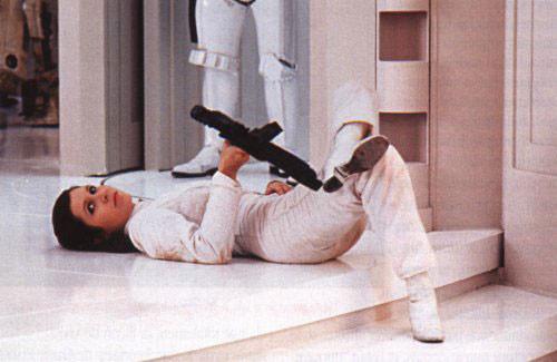 Редкие фотографии сосъемок «Звездных войн». Изображение № 15.