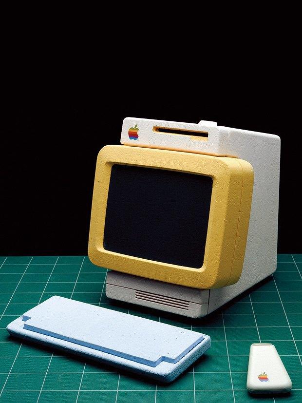 Опубликованы новые концепты футуристических устройств Apple 1982 года . Изображение № 15.