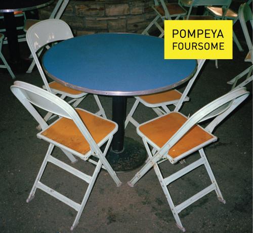 Премьера: Новый альбом Pompeya «Foursome». Изображение № 2.