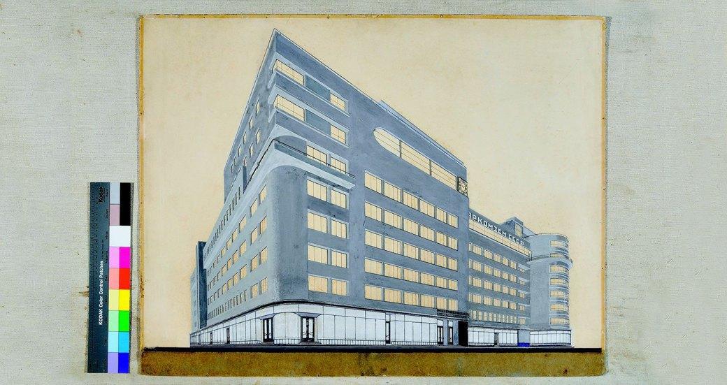 Shchusev Architects. Изображение № 6.
