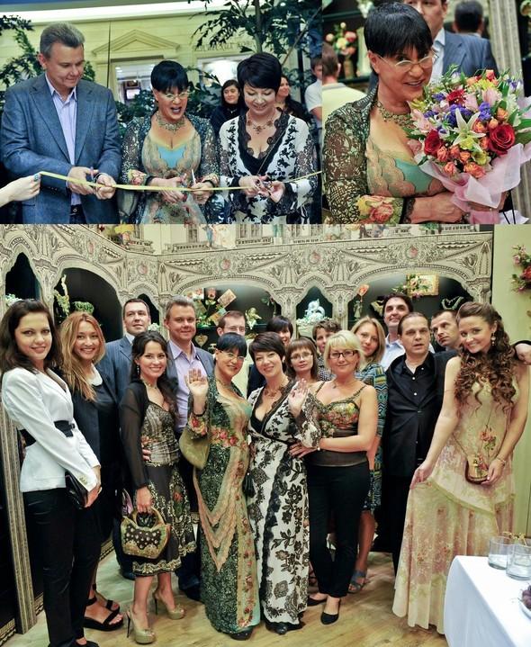 """В Москве прошло открытие второго Салона-бутика """"Michal Negrin"""". Изображение № 1."""