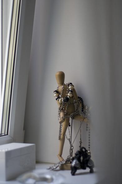 Квартира N5: Елисей Косцов, фэшн-директор Marie Claire. Изображение № 18.