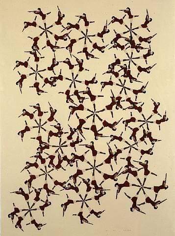 Канадский художник Marcel Dzama. Изображение № 7.