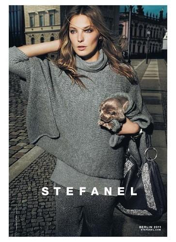 Stefanel FW 2011. Изображение № 39.