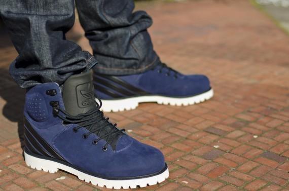 Ботинки Fort и Elmwood от Adidas Originals. Изображение № 5.