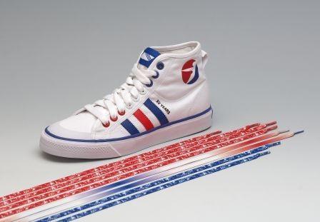 Кеды Adidas вчесть юбилея 55DSL. Изображение № 3.