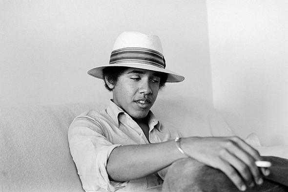 Студент Обама. Изображение № 5.