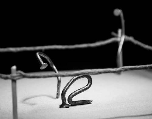 Жизненная история гвоздей. Изображение № 5.
