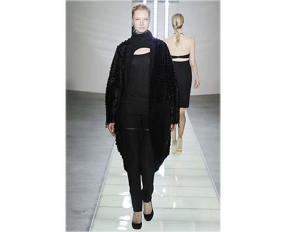 Неделя моды в Нью-Йорке: второй день. Изображение № 177.