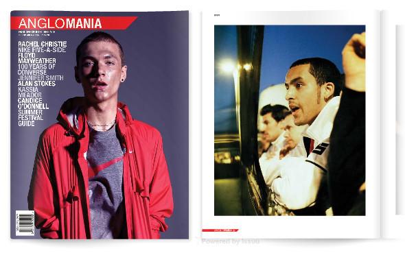Лучшие журналы месяца наissuu. com. Изображение № 50.