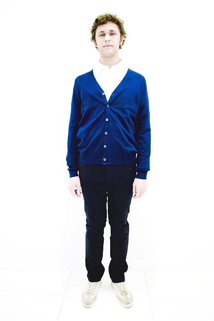 Встречайте по одежке: мужские образы от Uniqlo. Изображение № 8.