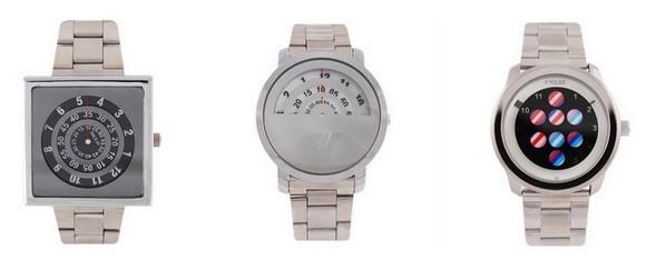 Дисковые часы — часы иаксессуар водном. Изображение № 1.