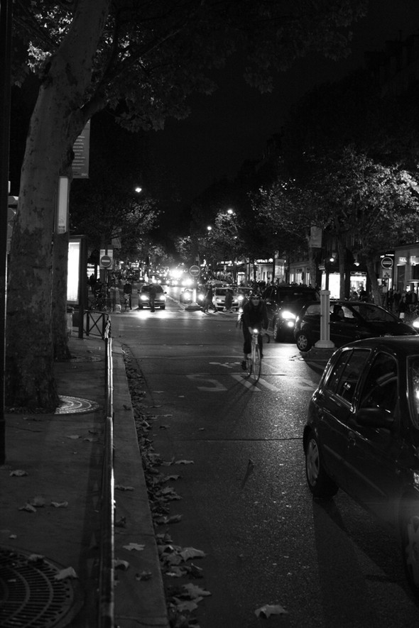 A Paris. Заметки путешественника. Изображение № 9.