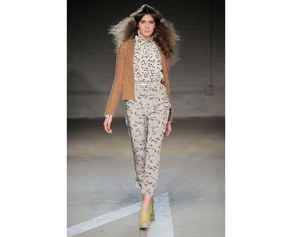 Неделя моды в Нью-Йорке: первые показы. Изображение № 55.