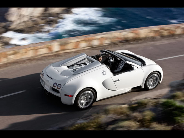 Bugatti Veyron Grand Sport. Изображение № 8.