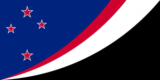 Новая Зеландия показала 40вариантов нового флага. Изображение № 32.