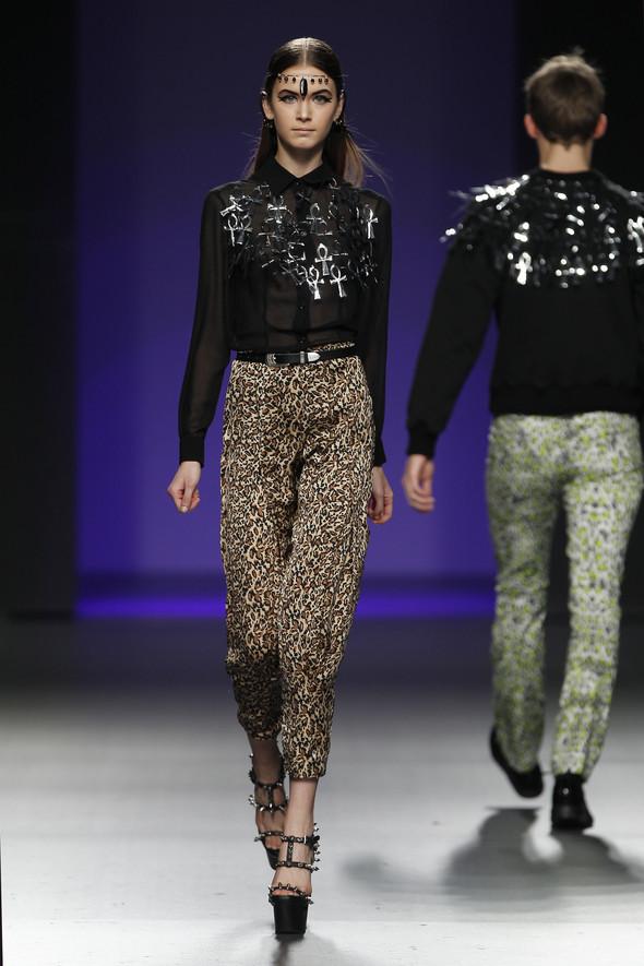 Madrid Fashion Week A/W 2012: Maria Escote. Изображение № 11.