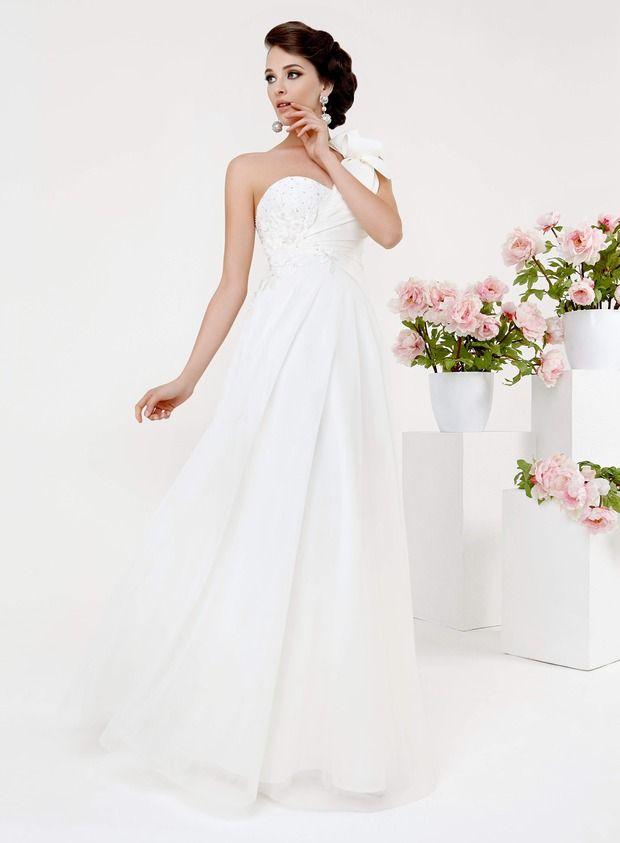 Свадебная Коллекция  от дизайнера Татьяна Каплун-Kookla 2013 ( Simple White ). Изображение №31.