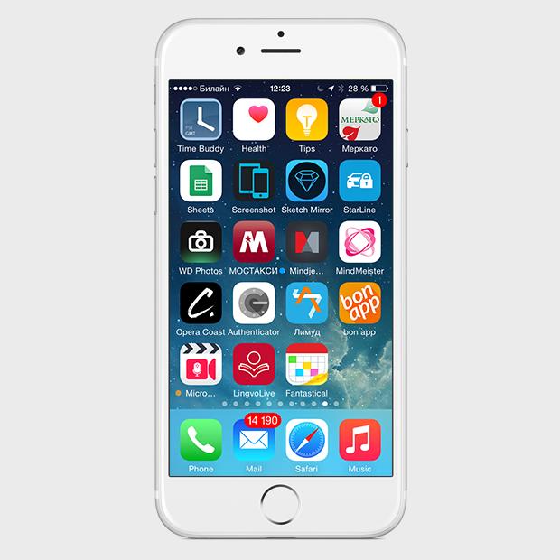 Экран моего смартфона: Леонид Бугаев, креативный директор Nordic Agency AB. Изображение № 11.