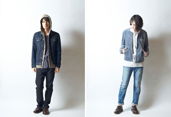 Victim Fall/Winter2012 Collection Lookbook. Изображение № 14.